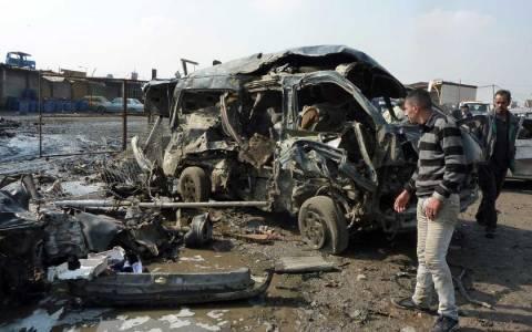 Ιράκ: Βομβιστικές επιθέσεις με 17 νεκρούς