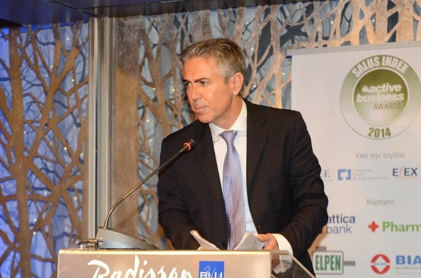 Vianex took an award in «SALUS INDEX 2014»