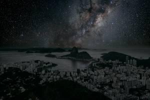Όταν οι πόλεις φωτίζονται μόνο από τα αστέρια! (Photos)