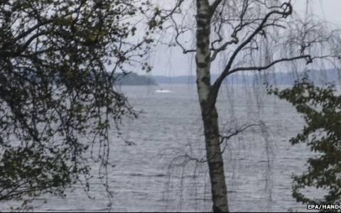 Αυτό είναι το μυστηριώδες υποβρύχιο στη Σουηδία (photo)