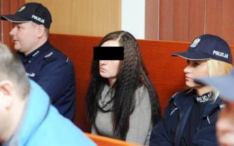 Η ανταμοιβή των δολοφόνων του άντρα της ήταν ... σεξ (pics)