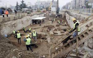 Κονδύλιο για τις αρχαιολογικές έρευνες στο μετρό Θεσ/νίκης