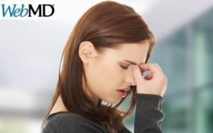 Ιγμορίτιδα: Συμπτώματα και αντιμετώπιση