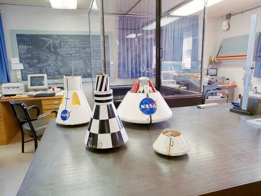 Στις εγκαταλελειμμένες εγκαταστάσεις της NASA (Photos)