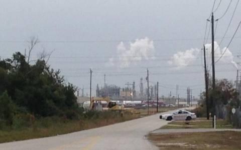 Τέσσερις νεκροί από διαρροή σε χημικό εργοστάσιο