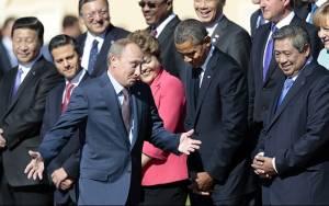 G20: Το πακέτο μέτρων και η αιφνιδιαστική αποχώρηση Πούτιν