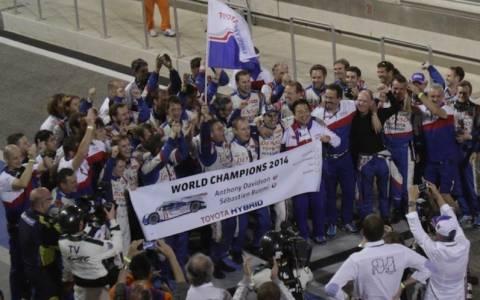 Παγκ.Πρωτάθλημα Αντοχής:Οι Buemi και Davidson πρωταθλητές