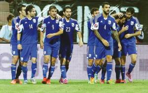Cyprus eager to bounce back against minnows Andorra