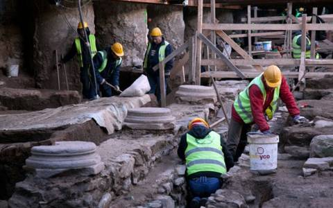 Audit Court Approves Budget for Excavations at Thessaloniki