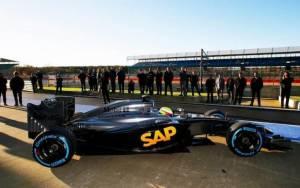 F1 Silverstone: Πρώτη εμφάνιση της McLaren-Honda