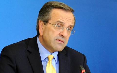 PM Samaras: We are doing everything we can to reduce debt
