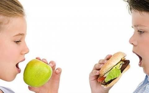 Με αυτήν τη διατροφή το παιδί δε θα γίνει παχύσαρκο!
