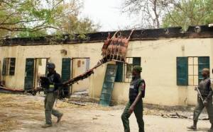 Νιγηρία: Ο στρατός ανέκτησε τον έλεγχο του Τσίμποκ
