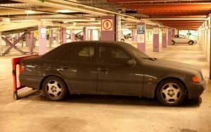 Ξέχασε το αμάξι του σε χώρο στάθμευσης... τρία χρόνια!