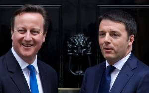 Ρέντσι: «Καταστροφή» η έξοδος της Βρετανίας από την Ε.Ε.
