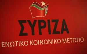 ΣΥΡΙΖΑ: Ανυπόστατα τα περί συγκρότησης ψηφοδελτίων