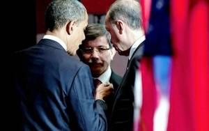 Ομπάμα και Νταβούτογλου συζήτησαν για Συρία-Ιράκ
