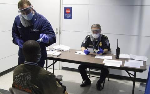 Σε έλεγχο θα περνάνε οι ταξιδιώτες από το Μάλι λόγω Έμπολα