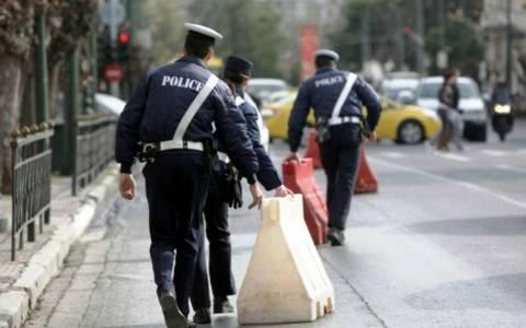 Οι κυκλοφοριακές ρυθμίσεις στην Αθήνα για το Πολυτεχνείο
