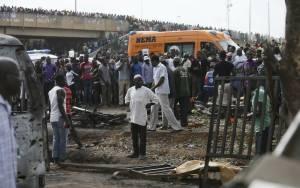 Νιγηρία: Γυναίκα καμικάζι έσπειρε το θάνατο σε 12 άτομα