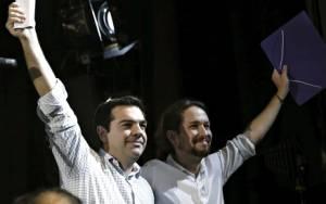 Guardian: Ο ΣΥΡΙΖΑ έχει καλύψει το ΠΑΣΟΚ
