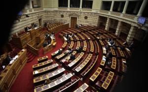 Η Βουλή τίμησε την επέτειο του Πολυτεχνείου