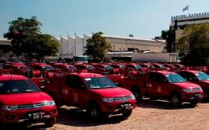 Mitsubishi: 80 νέα L200  Club Cab 4X4 για την Πυροσβεστική