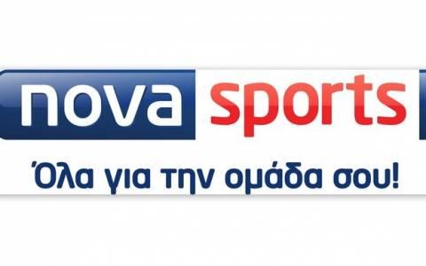Η Αγγελική Καββαδία «Στο Φιλέ» του Novasports 3