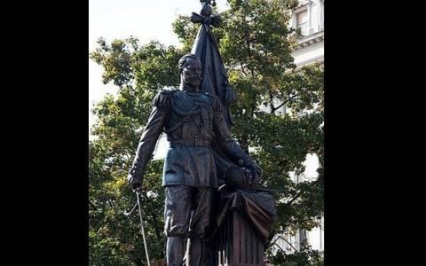 В Сербии открыт памятник Николаю Второму