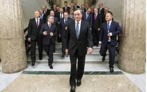 Ντράγκι:  Δεν υπάρχει καμιά οδός εξόδου απο την ευρωζώνη