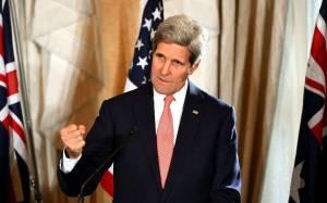 Κέρι: Η βαρβαρότητα του Ι.Κ. δεν θα μας εκφοβίσει