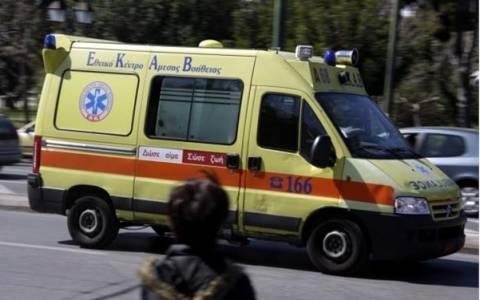 Τέσσερις τραυματίες μετά από μετωπική σύγκρουση ΙΧ