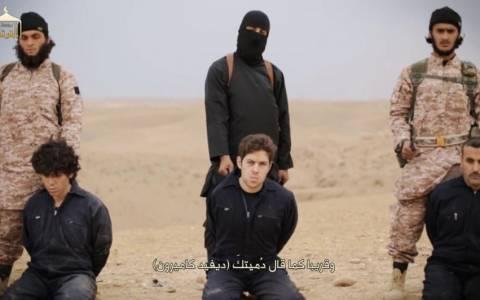 Δύο οι Γάλλοι τζιχαντιστές στο επίμαχο βίντεο