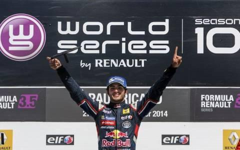 F1 RBR: Με Ricciardo και Sainz Jr στo test του Αμπού Ντάμπι
