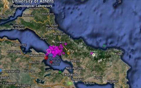 «Πιθανός ένας μεγαλύτερος σεισμός στον Ευβοϊκό»