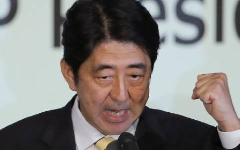 Ιαπωνία: Πρόωρες εκλογές προκηρύσσει ο Άμπε