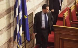 Γεωργιάδης: Φταίει το ΠΑΣΟΚ που δεν υλοποιήσαμε τη συμφωνία