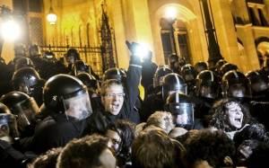 Ουγγαρία: Διαδηλώσεις εναντίον της κυβέρνησης Ορμπάν