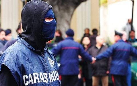 Ιταλία:Σαράντα συλλήψεις μαφιόζων της Καλαβρίας (video)