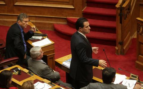 Γεωργιάδης: Ο Καρύδης να μαζέψει τους βουλευτές του ΠΑΣΟΚ