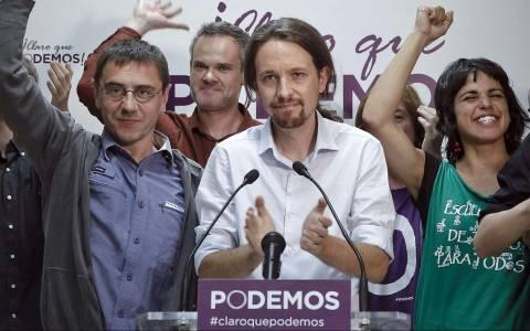 Ισπανία: Οι ελίτ συνειδητοποιούν τη δύναμη του Podemos