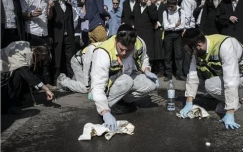 Ιερουσαλήμ: Ένας Βρετανός και τρεις Αμερικάνοι τα θύματα