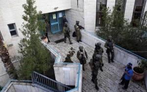 Οι συμπλοκές αστυνομίας – τρομοκρατών στην Ιερουσαλήμ