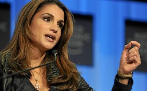 Βασίλισσα Ράνια: Να πολεμήσουμε το ΙΚ για το Ισλάμ