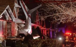 Αεροσκάφος συνετρίβη σε σπίτι στο Σικάγο
