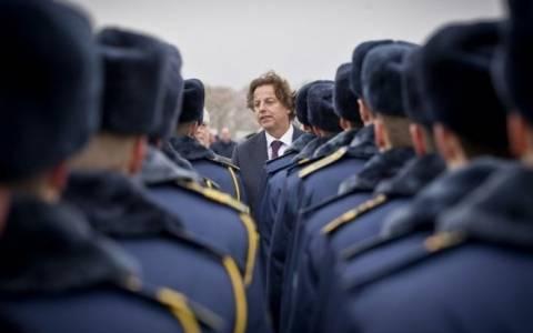 Ουκρανία: Η Μόσχα σχεδίαζε να δολοφονήσει τον Ολλανδό ΥΠΕΞ