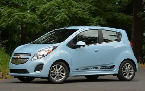 Chevrolet: Ανάκληση για τα Spark