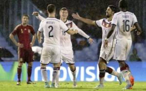 Ισπανία – Γερμανία 0-1