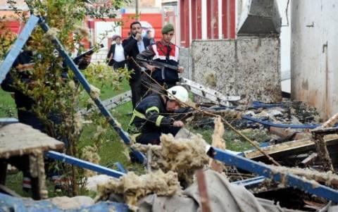 Τουρκία: Δύο νεκροί από έκρηξη σε εργοστάσιο
