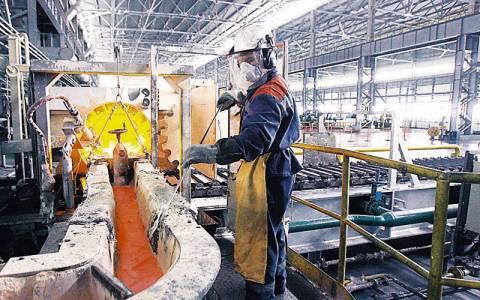 ΕΛΣΤΑΤ: Αύξηση 1,8% στον τζίρο της βιομηχανίας